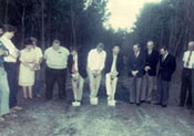 Groundbreaking for Jacksonville Plant