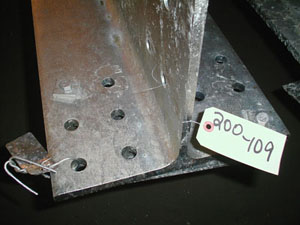 Metalplate Tagging